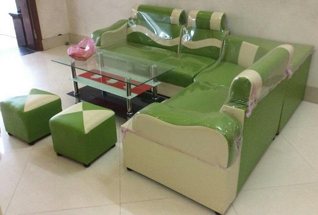 Mẫu sofa giá rẻ tại Hà Nội