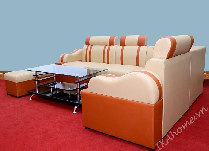 Sofa giá trẻ cho phòng khách