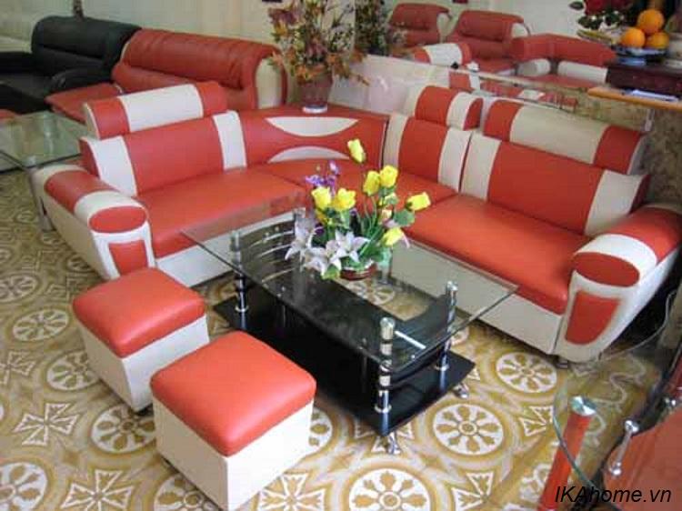 Địa chỉ cung cấp mẫu bàn ghế sofa phòng khách giá rẻ tại Hà Nội
