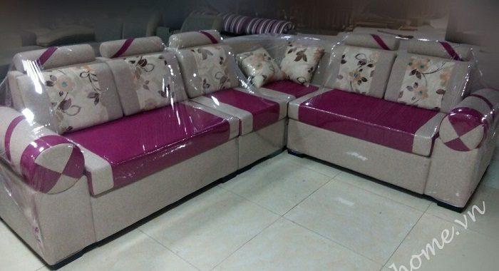 Những mẫu sofa góc giá rẻ cho phòng khách hiện đại