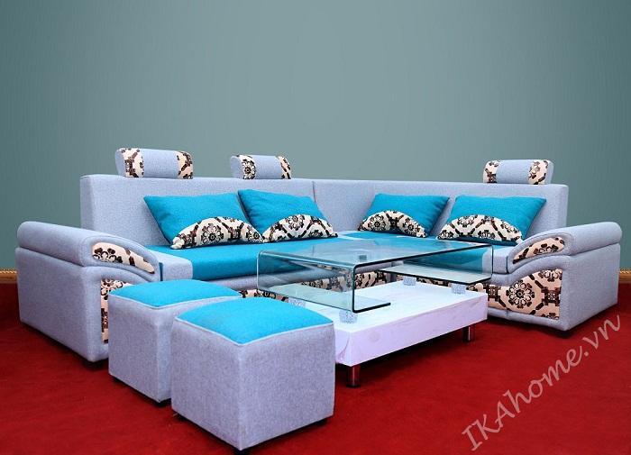 Ghế sofa nỉ giá rẻ tại Hà Nội