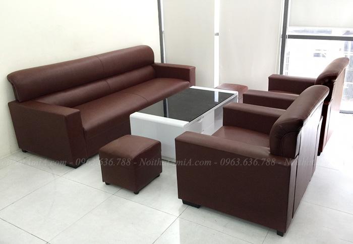 Hình ảnh Ghế sofa văn phòng, phòng làm việc, phòng khách công ty