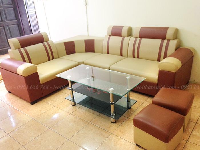 Hình ảnh Mẫu ghế sofa đẹp giá rẻ tại Hà Nội