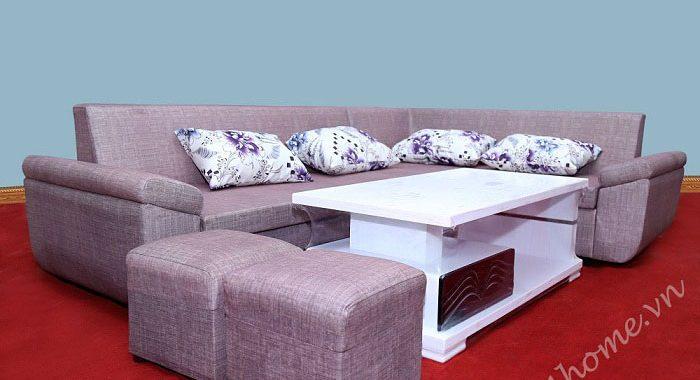 Mua sofa nỉ giá rẻ tại Hà Nội