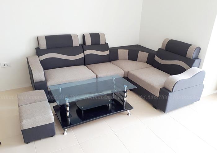 Hình ảnh Mẫu sofa đẹp giá rẻ tại Hà Nội hiện đại, trẻ trung