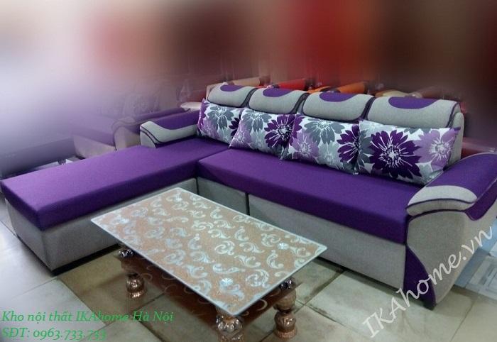 Mua sofa đẹp trang trí phòng khách chung cư