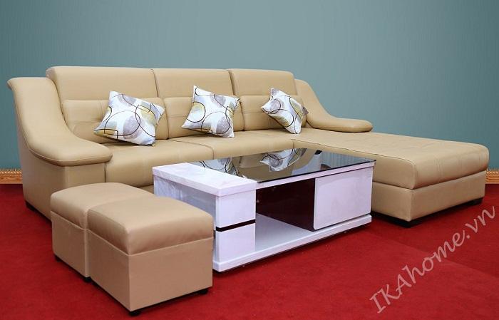 sofa da phong khach gia re cuc hot 2016