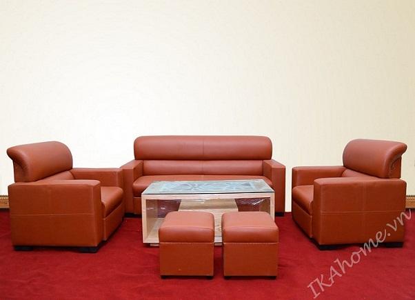 Sofa giá rẻ kê văn phòng làm việc công ty