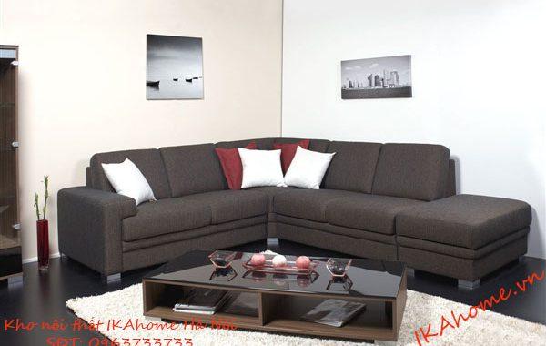 Mẫu sofa góc giá rẻ cho phòng khách
