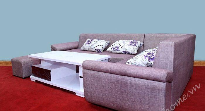 Sofa nỉ đẹp giá rẻ tại Hà Nội