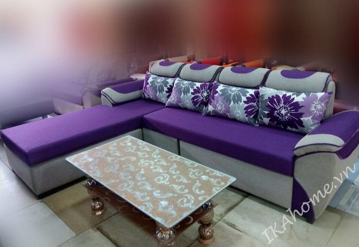 Địa chỉ bán sofa nỉ giá rẻ tại Hà Nội