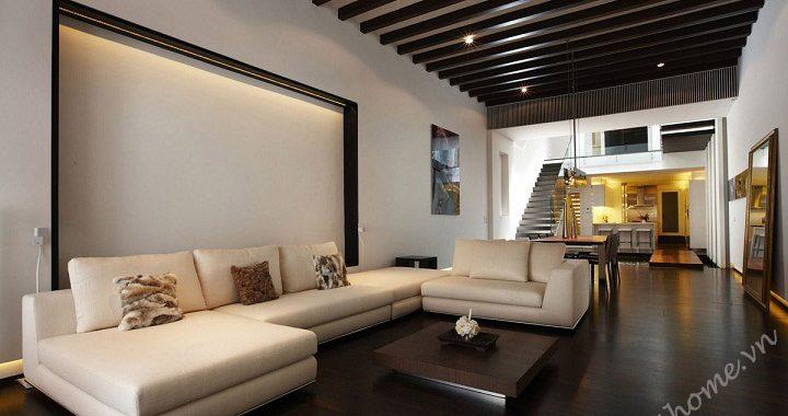 Hình ảnh cho mẫu sofa phòng khách đẹp sang trọng và hiện đại