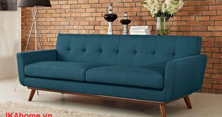 Hình ảnh cho mẫu sofa văng giá rẻ dưới 3 triệu cho phòng khách nhỏ