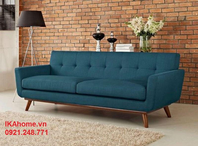 Hình ảnh cho mẫu sofa văng giá rẻ dưới 3 triệu cho phòng khách hiện đại