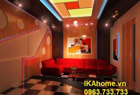 Hình ảnh mẫu sofa karaoke đẹp giá rẻ nhất Hà Nội