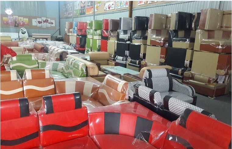 Hình ảnh địa chỉ bán sofa phòng khách giá rẻ tại Hà Nội