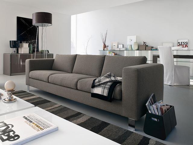 Hình ảnh mẫu sofa văng giá rẻ Hà Nội cho căn phòng khách sang trọng