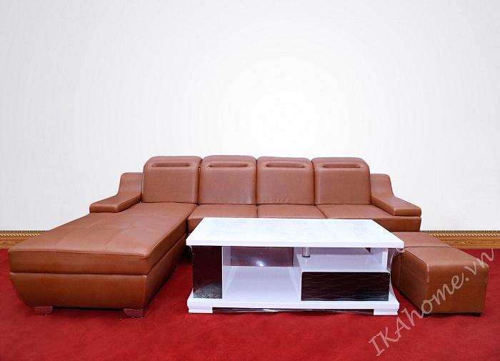 Hình ảnh cho mẫu sofa da giá rẻ tại Cầu Giấy nhận ngay ưu đãi lớn từ Nội thất Asami