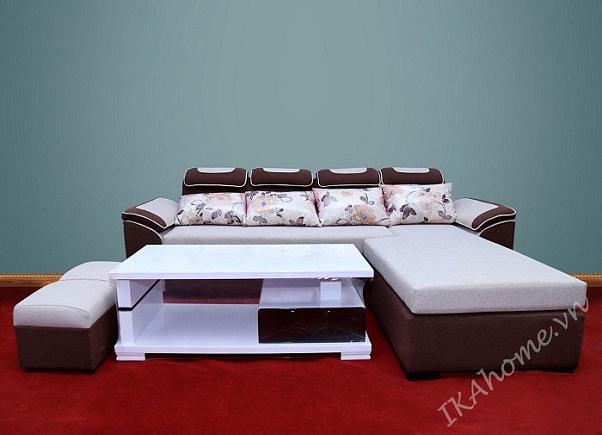 Hình ảnh sofa nỉ giá rẻ tại Cầu Giấyđón Đông 2016