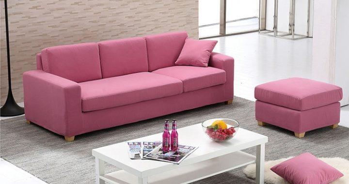 Hình ảnh mẫu sofa văng giá rẻ cho phòng khách có diện tích nhỏ
