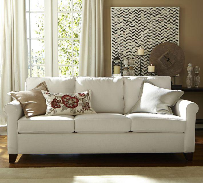 Hình ảnh ghế sofa văng mini giá rẻ cho phòng khách hiện đại có diện tích nhỏ