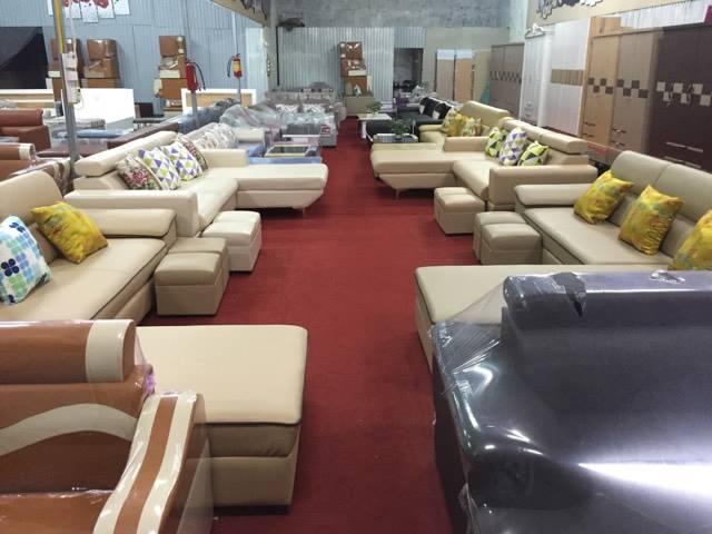 Hình ảnh tổng kho sofa giá rẻ Nội thất AmiA - Hà Nội