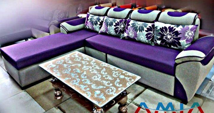 Hình ảnh cho giá bán sofa nỉ bao nhiêu tiền một bộ tại Nội thất AmiA