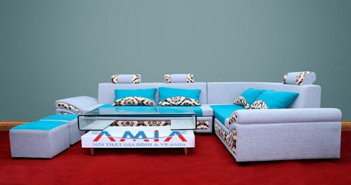 Hình ảnh giá bán sofa nỉ giá rẻ đẹp nhất tại Hà Nội