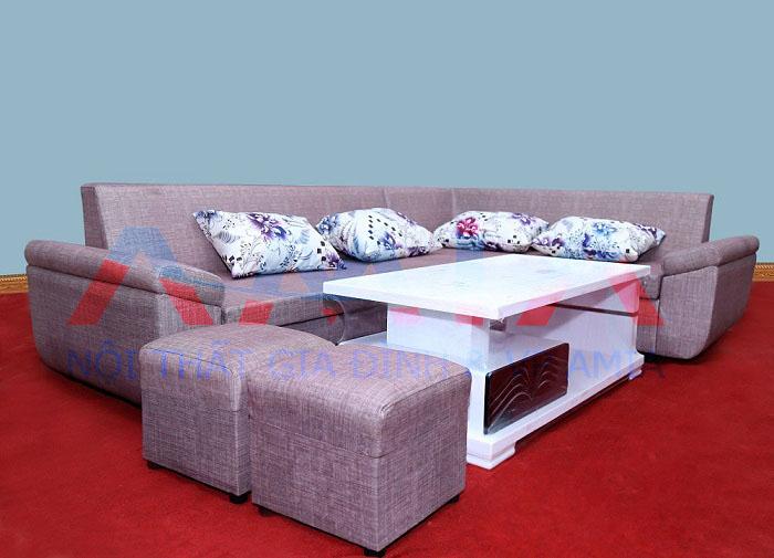 Hình ảnh mẫu sofa giá dưới 10 triệu tại Nội thất AmiA