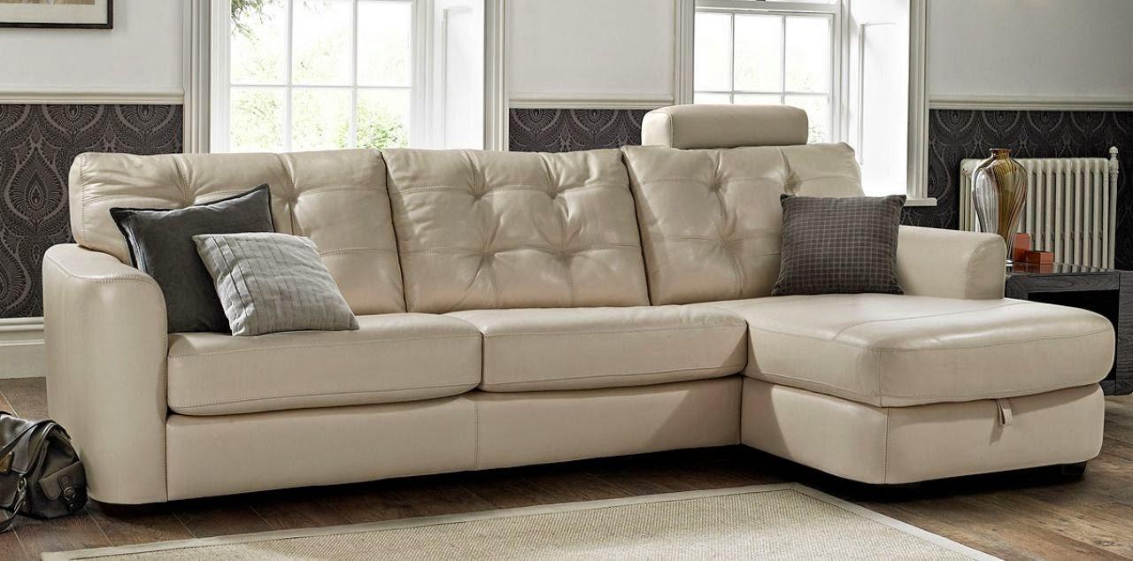 Hình ảnh cho mẫu sofa giá rẻ màu kem trắng đẹp nhẹ nhàng, tinh tế