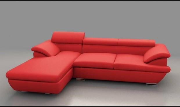 Hình ảnh cho mẫu sofa góc giá rẻ tại Hà Nội với thiết kế hiện đại, trẻ trung