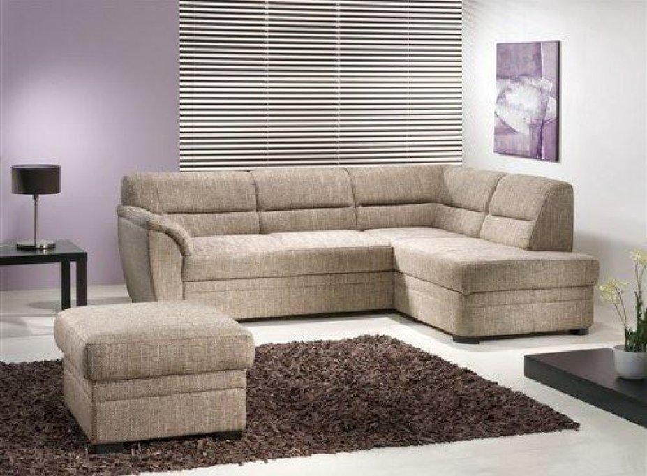 Hình ảnh cho mẫu sofa nỉ giá rẻ tại Hà Nội với thiết kế hiện đại, trẻ trung
