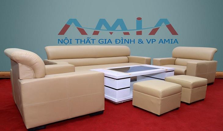 Hình ảnh cho bộ sofa phòng làm việc giá rẻ tại Hà Nội chỉ có giá 4.260.000 đồng