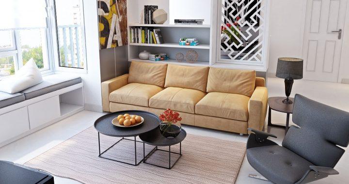 Hình ảnh cho mẫu sofa phòng khách nhỏ giá rẻ tại Hà Nội