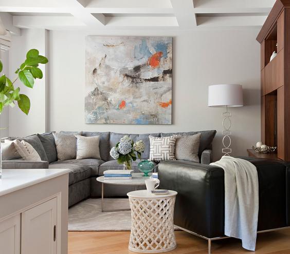Hình ảnh bàn ghế sofa phòng khách nhỏ giá rẻ với thiết kế nhỏ xinh