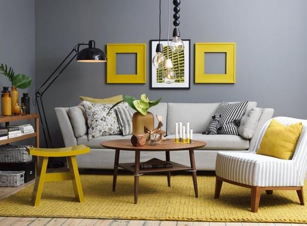 Hình ảnh cho mẫu bàn ghế sofa phòng khách nhỏ giá rẻ tại AmiA Hà Nội