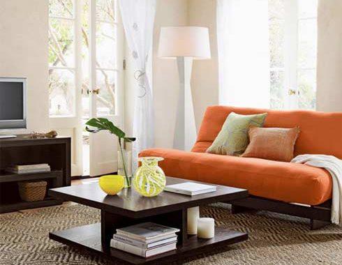 Hình ảnh cho bộ bàn ghế sofa cho căn phòng khách có diện tích nhỏ