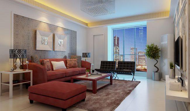 Hình ảnh cho mẫu bàn ghế sofa phòng khách nhỏ giá rẻ đẹp hiện đại