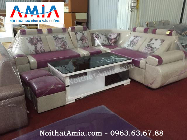 Hình ảnh cho mẫu bàn sofa, bàn trà gỗ mặt kính màu đen với thiết kế hiện đại và sang trọng