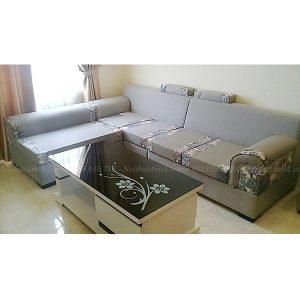 Hình ảnh đại diện ghế sofa đẹp nỉ chữ L trong căn phòng đẹp