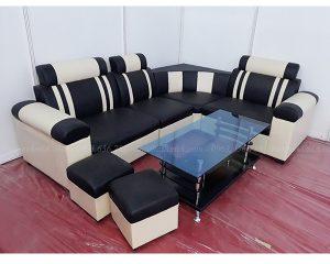 Hình ảnh đại diện cho mẫu sofa rẻ đẹp Hà Nội