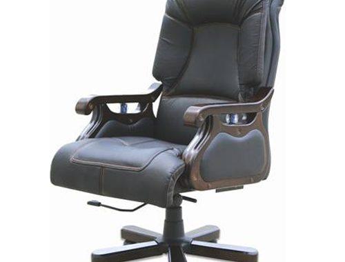 Hình ảnh cho mẫu ghế làm việc giám đốc với thiết kế hiện đại cùng chất liệu da bền bỉ, chất lượng