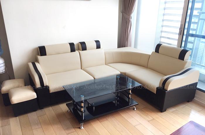 Hình ảnh Ghế sofa đẹp hiện đại giá rẻ tại Hà Nội