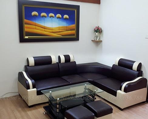 Hình ảnh Mẫu ghế sofa đẹp giá rẻ cho căn phòng khách gia đình