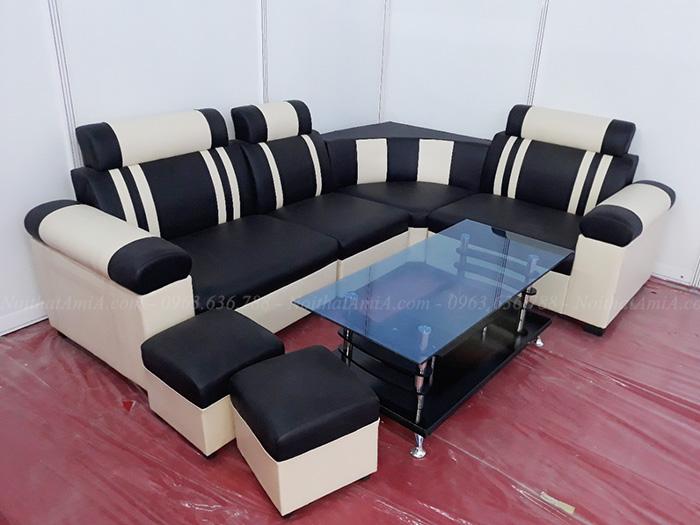 Hình ảnh Mẫu ghế sofa đẹp rẻ hiện đại tại Hà Nội