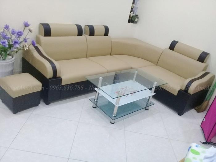 Hình ảnh Mẫu ghế sofa đẹp giá rẻ tại Hà Nội của Nội thất AmiA