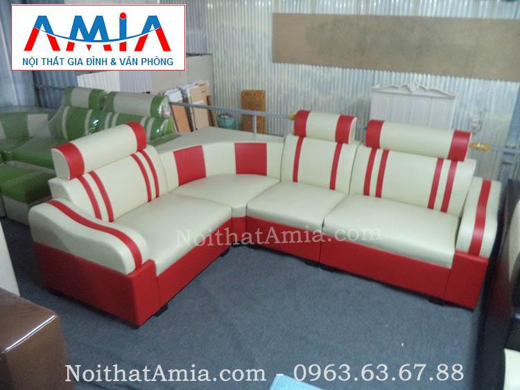 Hình ảnh cho sofa góc phòng khách giá rẻ chỉ từ 2290k tại AmiA Hà Nội