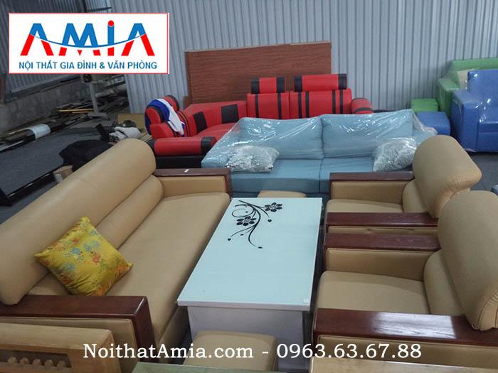 Hình ảnh cho mẫu sofa phòng làm việc giám đốc với phong cách thiết kế hiện đại, sang trọng và lịch sự