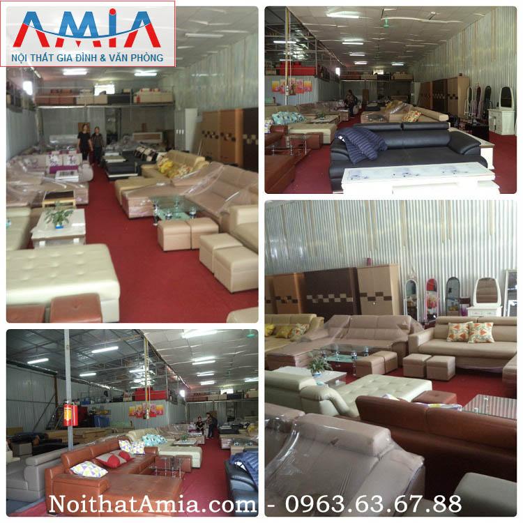 Hình ảnh kho nội thất gia đình giá rẻ AmiA số 8 ngõ 300 Nguyễn Xiển