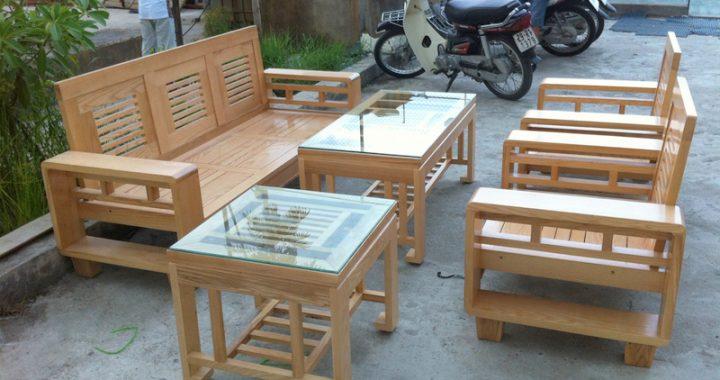 Hình ảnh cho mẫu sofa gỗ giá rẻ được phân phối và cung cấp bởi Nội thất AmiA
